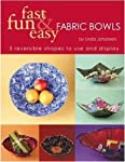 Attention quilting, sewing, and craft enthusiasts: These five delightful fabric bowl projects make perfect gifts! Choose from the Easy Round Bowl, Fast Square Bowl, and other simple shapes, all ready to create in an array of fabrics and colors. Proje...