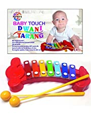 Toyztrend Musical Dwani Tarang Xylophone for Kids (Assorted Colours)