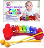 Toyztrend Musical Dwani Tarang Xylophone in Assorted Colours for Little Kids