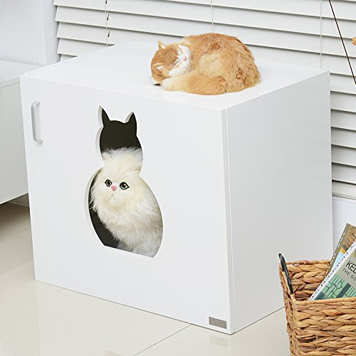 pawhut-wooden-cat-litter-box-toilet-home-cabinet-pet-self-cleaning-kitty-house-stand-bathroom-furnit