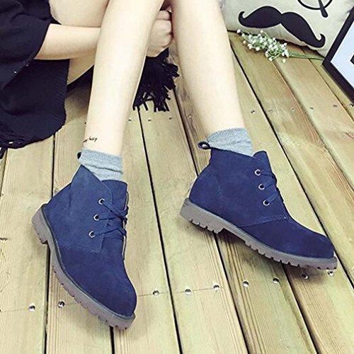 Solshine , chaussures compensées femme bleu foncé