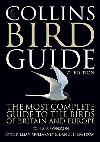 Collins Bird Guide por Lars Svensson