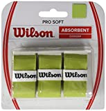 Wilson Unisex Tennis-Griffbänder Pro Soft 3er -