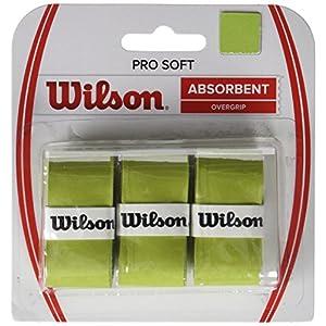 Wilson Unisex Tennis-Griffbänder Pro Soft 3er