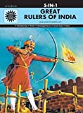 #9: Great Rulers of India: 5 in 1 (Amar Chitra Katha)