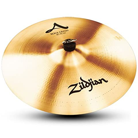 Zildjian - Cymbales Crashes AVEDIS Rock CRASH 18'' AVEDISRockCRASH18'' Neuf garantie 2 ans