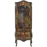 Comparador de precios Casa-Padrino Baroque Showcase in Leopard - Showcase - Living room - precios baratos
