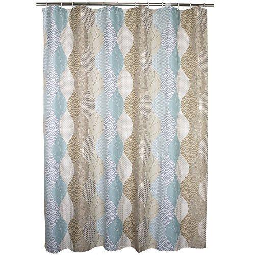 Ufaitheart Bathroom Waterproof Fabric Bath Curtain Stall Shower ...