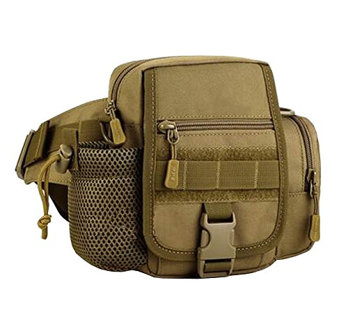 Sport Outdoor Multifunktionale wasserdichte Beutel Taille Pack Mehrfarbig 06