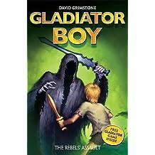 4: The Rebels' Assault (Gladiator Boy) by David Grimstone (2009-07-16)