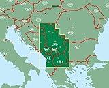Image de Serbia Montenegro Macedonia: 1:500 000 (Auto karte)