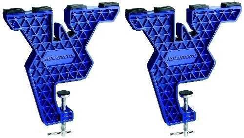 Holmenkol Unisex- Erwachsene Board/FreerideFix Skispanner, Blue, One Size