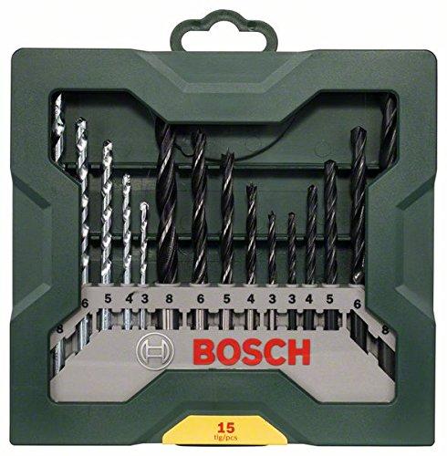 Bosch DIY 15tlg. Mini-X-Line Mixed-Set - 2