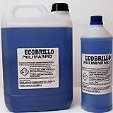 Ecobrillo Detergente disincrostante Extra Forte per la Pulizia di Marmo, Granito, Quarzo 6 L