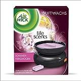 Air Wick Kit de démarrage Cire Parfumée Plaisirs d'été, Pack de 1(1x...