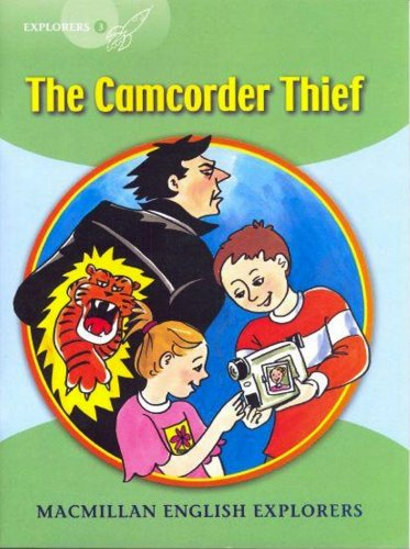Explorers: 3 The Camcorder Thief: 3c: The Camcorder Thief 3 Camcorder