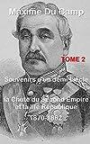 Souvenirs d'un demi-siècle/Tome 2 - la Chute du Second Empire et la IIIe République, 1870-1882
