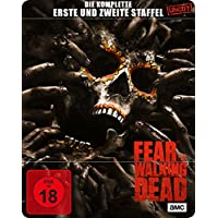 Fear the Walking Dead - Staffel 1+2 - Steelbook