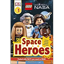 LEGO Women of NASA Space Heroes (DK Readers Level 1) (English Edition)