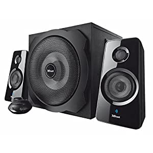 Beste 2.1 PC Lautsprecher: Trust Tytan 2.1 Bluetooth Lautsprechersystem