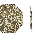 Ombrello da golf antivento grande 48 pollici, modello arioso e antivento modello di fucile, apertura automatica, sovradimensionato oversize, ombrello resistente alla pioggia resistente alla pioggia