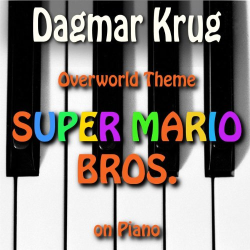 Overworld Theme - Super Mario Bros. on Piano - Mario Krug