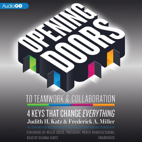 Opening Doors to Teamwork and Collaboration  Audiolibri