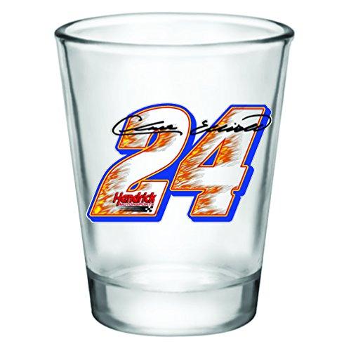 SHOT GLAS-NASCAR Chase Elliott # 24(60) (Bachelorette Gläser Shot)