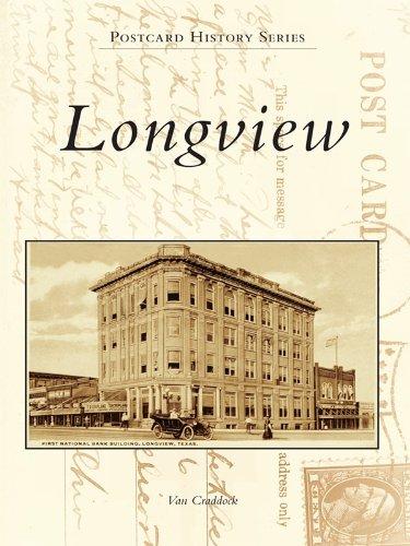 Longview (Postcard History) (English Edition)