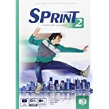 Sprint 2. Student's book-Workbook-Flip book. Con espansione online. Per le Scuole superiori. Con DVD