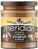 Meridian Nat Crunchy Pnut Butter 280g