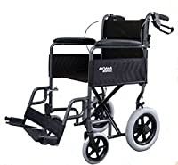 Roma Medical Transit Wheelchair Lightweight 1235