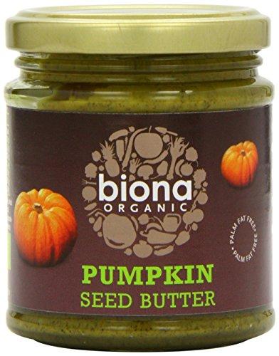 Biona Organic Pumpkin Seed Butter, 170g