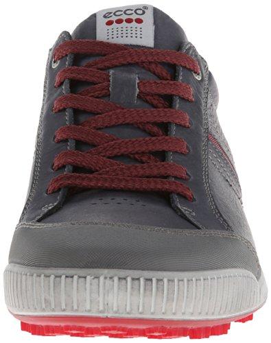 Ecco Mens Street Shoes Ombre/Porta