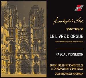 Le Livre d'orgue