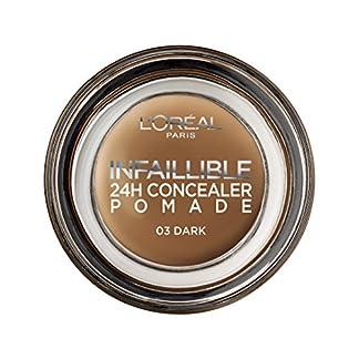 L'Óreal Paris Infalible Concealer Pomade Corrector Tono 03 Dark