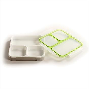 Wonderchef Ultra Lunch Box, 800ml, Green