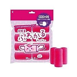 LUCKY TRENDY - Sponge Hair Curler (M) 8 pcs by Lucky Trendy
