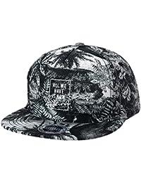WITHMOONS Cappellini da baseball Cappello Summer Palm Tree Pattern Baseball  Cap Snapback Hat CR2753 b96fb692a2e4