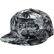 WITHMOONS Gorras de béisbol Gorra de Trucker Sombrero de Summer Palm Tree  Pattern Baseball Cap Snapback 23a460ca820