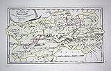Kärnten Klagenfurt Villach Feldkirchen Spittal Drau Karte map Reilly