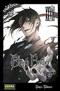 Black Butler 28 par Yana Toboso