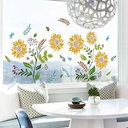 Kids Room Decor Flower Fairy Decals für Wand Aufkleber Abnehmbare schälen und Stick Girl Wandtattoo Zitate für Schlafzimmer Kinderzimmer Decor Art Flower Aufkleber One Size Qt765kj