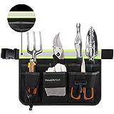 Housolution Gereedschapsriem, waterdichte slagmoersleutel, gereedschapshouder, multivakken, gereedschapstas met tailleriem, h
