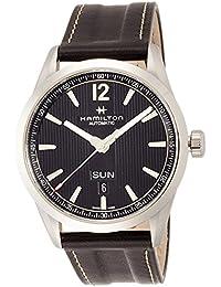 Hamilton reloj Broadway día fecha automático mecánico Self-winding h43515735de los hombres relojes