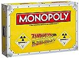 Winning Moves Monopoly Zurück in die Zukunft Edition - Das Brettspiel zur Film-Trilogie (Deutsch)