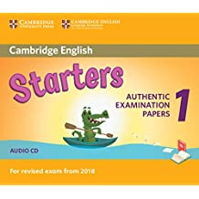 Cambridge English Young Learners 1 for Revised Exam from 2018 Starters Audio CD (Cambridge Young Learners Engli)