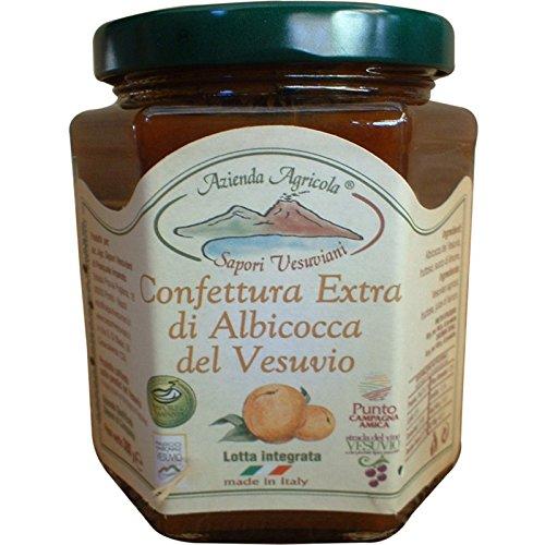 Confettura Extra di Albicocca Vesuviana - Offerta 3 Pezzi