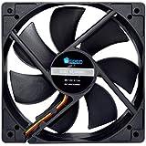 HEDEN - Ventilateur 120mm haute performance pour boitier PC