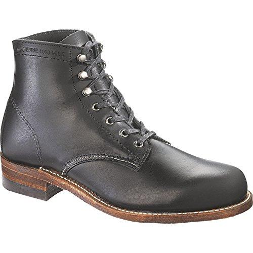 Wolverine Mens Boot 1000 Mile Boot Black *